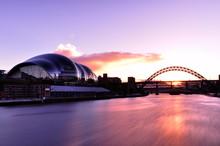 Sage And Tyne Bridge, Gateshead