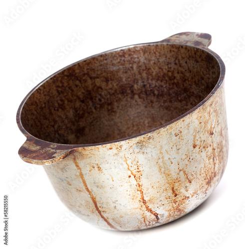 Fotografía  Dirty pot
