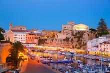 Ciutadella Menorca Marina Port...
