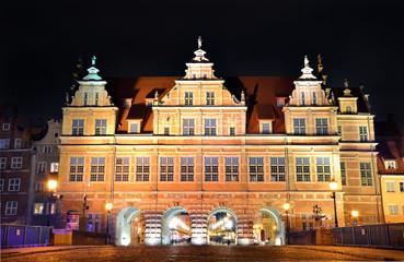Fototapeta Gdańsk GDANSK