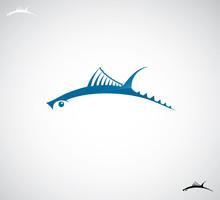 Label With Tuna Fish