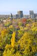 Boise Idaho in the Autumn