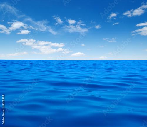 Fototapeta sea water obraz na płótnie