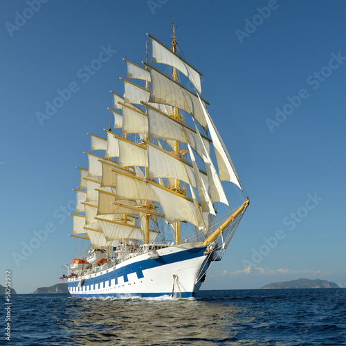 Fotografia  Sailing ship