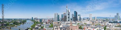 Photo Stands Kuala Lumpur Frankfurt Skyline