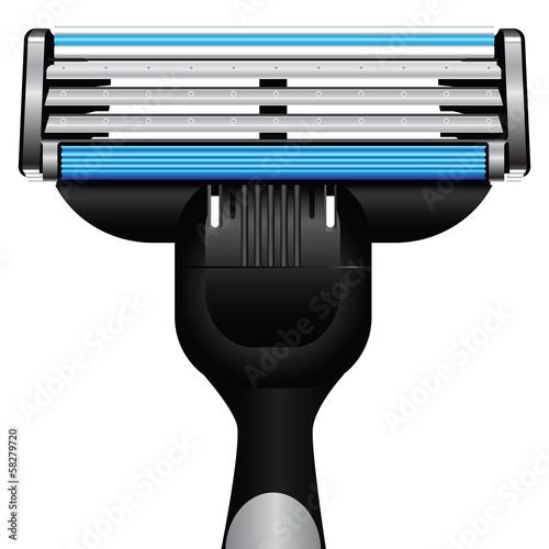 Modern razor