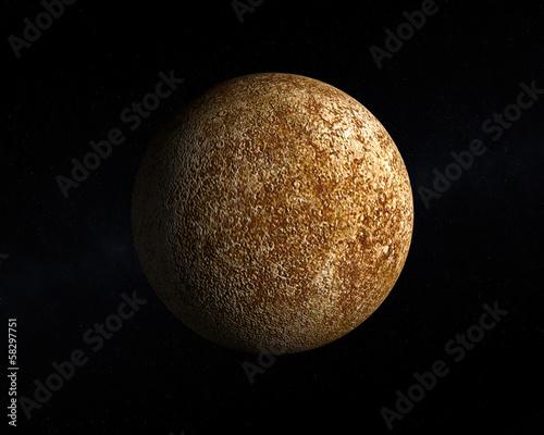 Fotografie, Obraz  Planet Mercury
