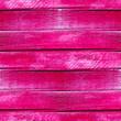 Leinwanddruck Bild - seamless texture of wood planks in pink paint background