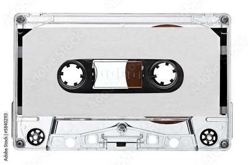 Photographie music audio tape vintage
