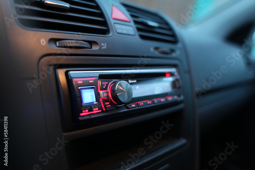 Fotografía  Car audio