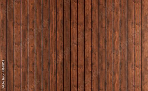 Fototapeta Dark wood paneling obraz na płótnie