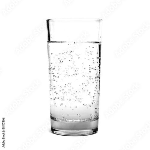 Papiers peints Eau Glass of water
