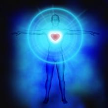 Magical  Loving Heart