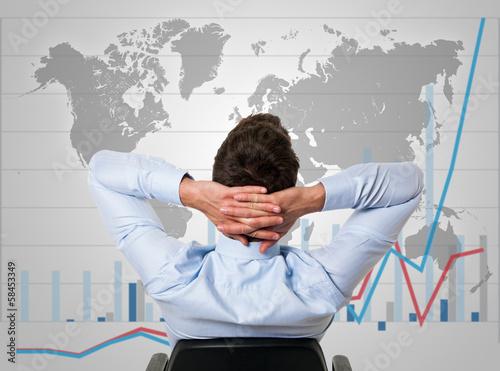 Fotografía  International business growth