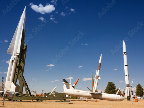 Aluminium Prints Nasa Military equipment