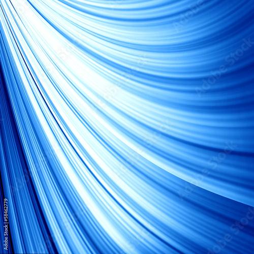 Fotografie, Obraz  blue background