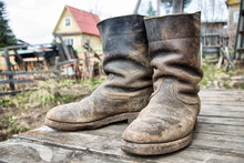 Old Muddy Farmers Boots