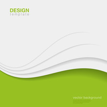 Background Eco Abstract Vector...