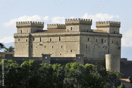 Photo The castle of Celano