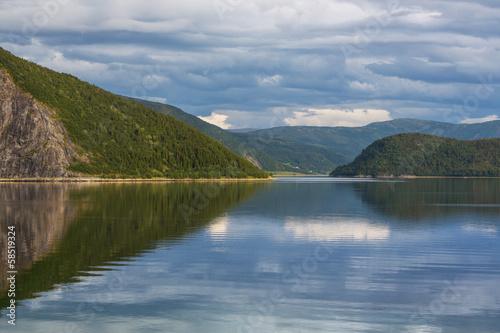Staande foto Scandinavië Northern Norway