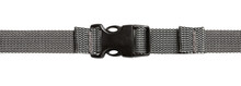 Black Plastic Buckle On Strap ...