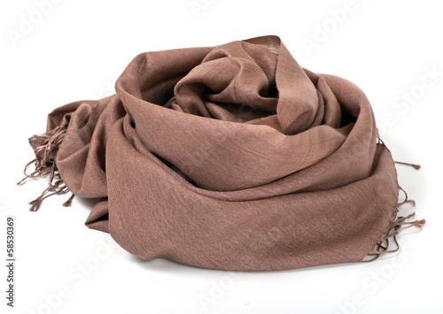 Fotografie, Obraz  Silk scarf