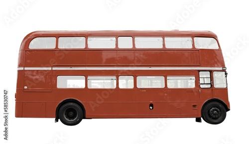 Türaufkleber London roten bus London Bus (Routemaster)