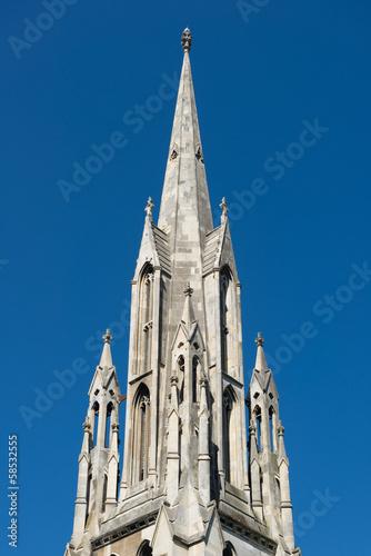 Photo  Top of fist church of Otago