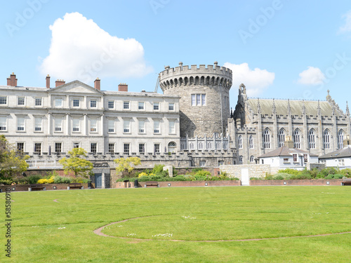 Photo  Dublin Castle