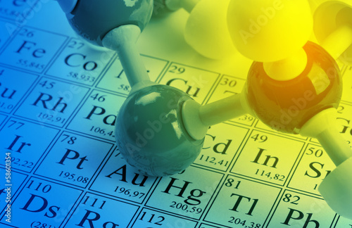 Fotografia  Chemistry concept