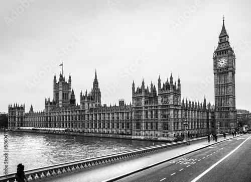 big-ben-i-dom-parlamentu-londyn-wielka-brytania