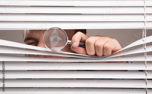 Fotografía  Spying
