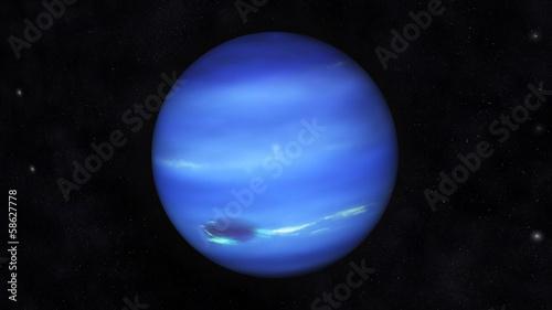 Obraz na plátně Neptune
