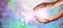 Beautiful Healing Hands Website Header