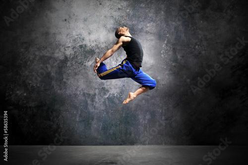 Fotografia  Taniec nowoczesny