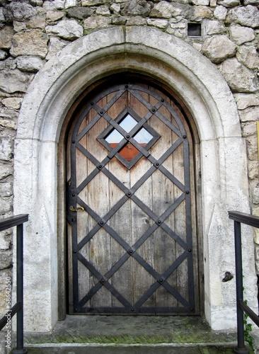 drewniane-stare-drzwi