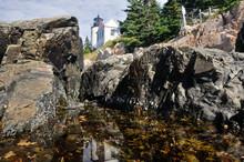 Bass Harbor Lighthouse, Acadia National Park (USA)