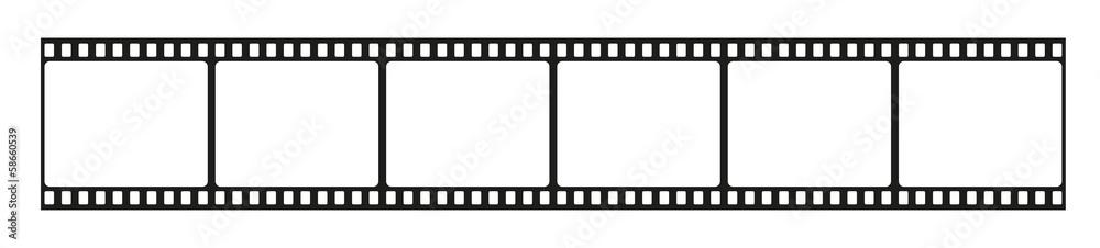 Fototapety, obrazy: Filmstrip - W