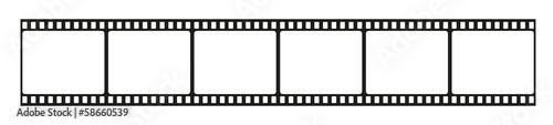 Obraz Filmstrip - W - fototapety do salonu
