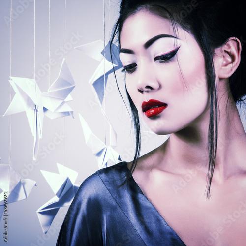 Fototapeta orientalna   orientalna-kobieta