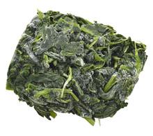 Block Of Frozen Spinach
