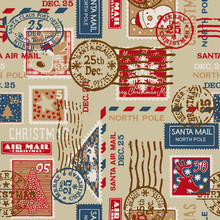 Cute Christmas Postage Stamps ...