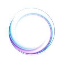 Colourful Vector Logo Shape