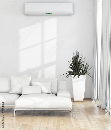 Living room Wallpaper Mural