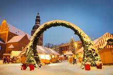 Christmas Riga