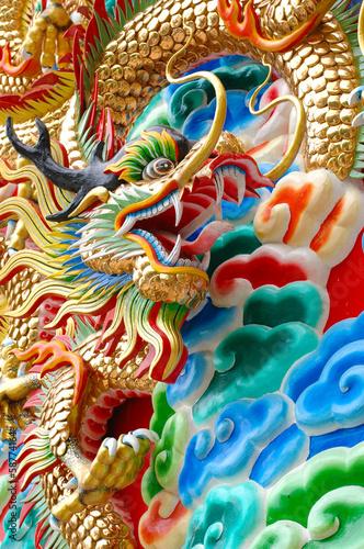 Fototapety, obrazy: The dragon