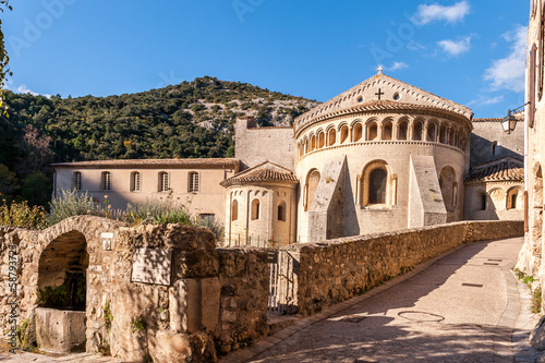 Fotografía  Abbaye de Saint Guilhem le Desert