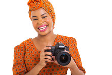 Young African Photographer