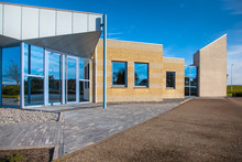 Contemporary Small Commercial Property