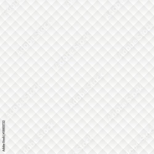 Rhombus seamless white background